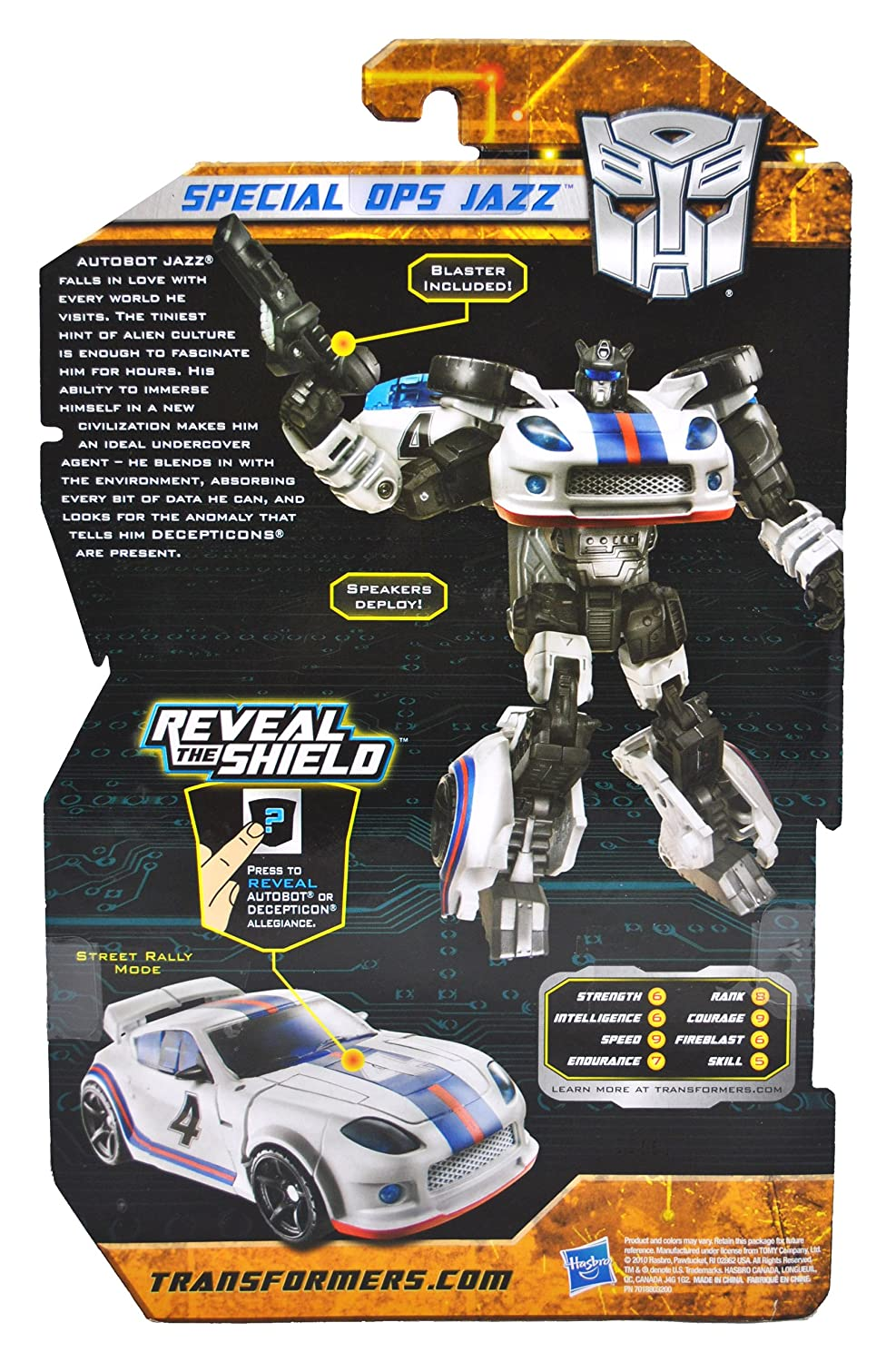 Hasbro Transformers Reveal Shield Deluxe Image 3