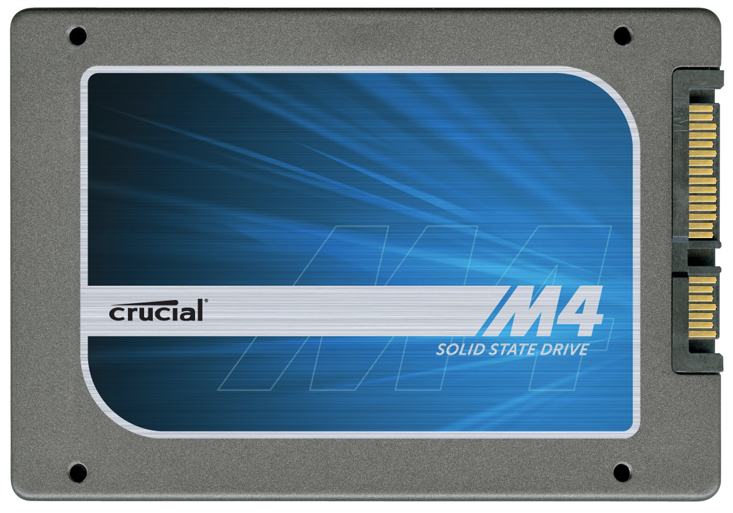 SSD 128GB SATA Crucial m4 128GB 2.5in 7mm 6Gb/s CT128M4 1
