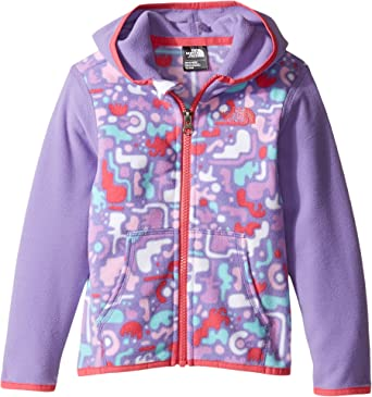 9b1980b83 THE NORTH FACE Kids Baby Girl s Glacier Full Zip Hoodie (Infant ...