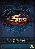 Yu-Gi-Oh!  5Ds: Season 2 (Dvd Box) [Edizione: Regno Unito] [Import anglais]