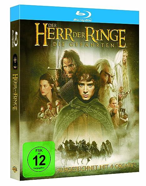 in stock where can i buy purchase cheap Der Herr der Ringe – Die Gefährten Blu-ray: Amazon.de ...