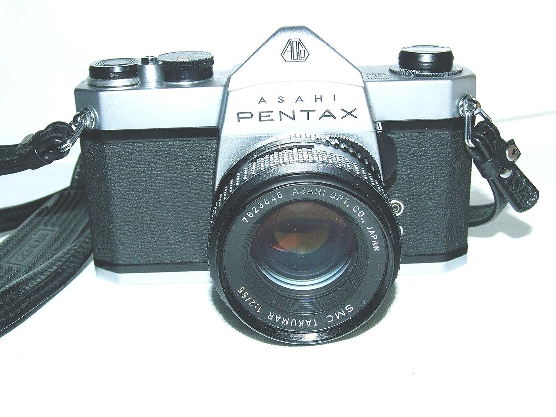 4b77b8fbe Asahi Pentax Spotmatic SP 1000 SLR camera with Asahi: Amazon.co.uk: Camera  & Photo