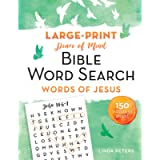 Peace of Mind Bible Word Search: Words of Jesus: 150 Puzzles to Enjoy!