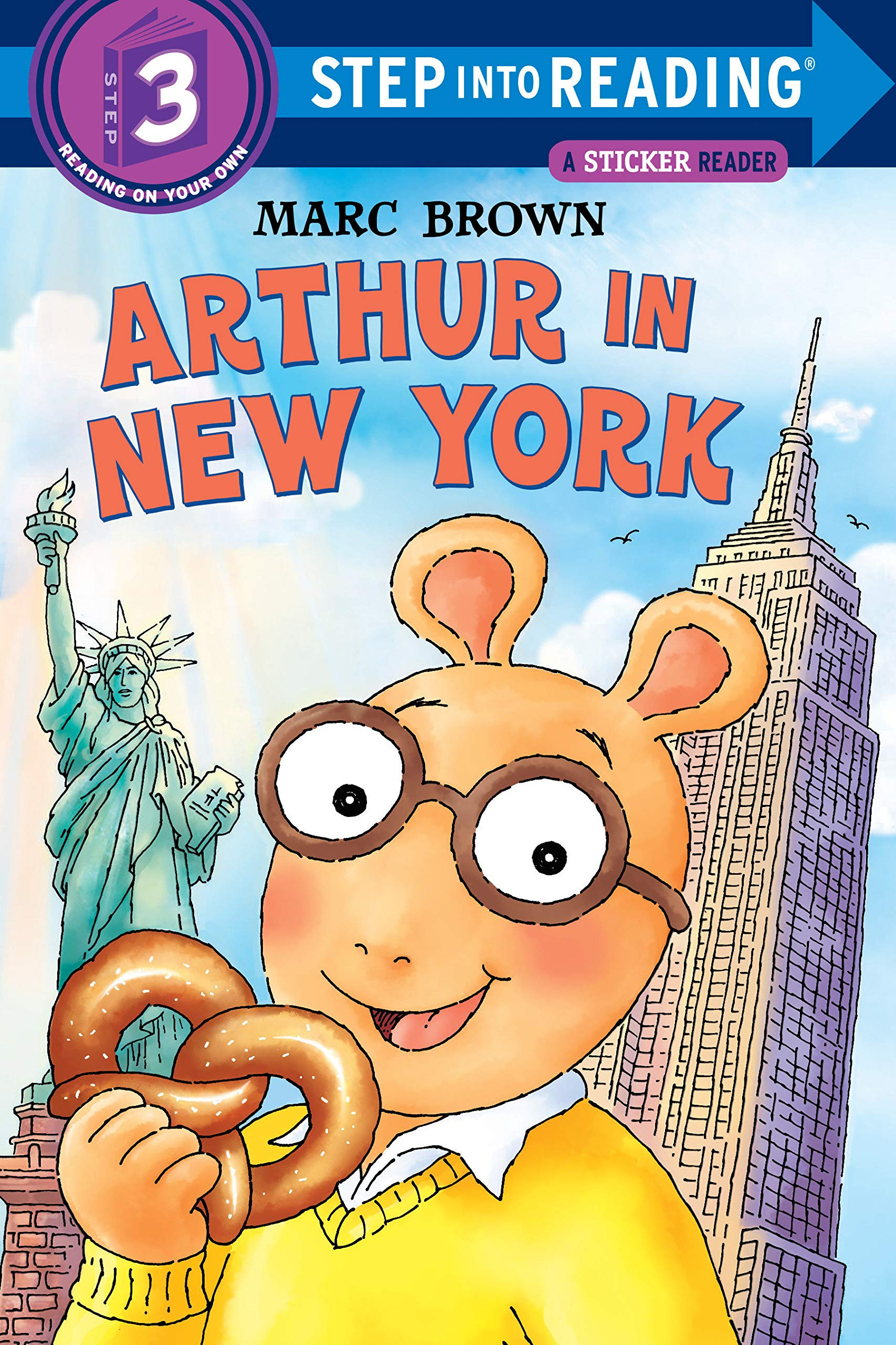 Arthur in New York (Step into Reading Step 3)