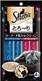 シーバ (Sheba) とろ~り メルティ シーフード味セレクション (12g×4P)x6個セット