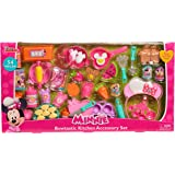 Just Play Minnie Bow Tique Bowtastic Kitchen Accessory Set