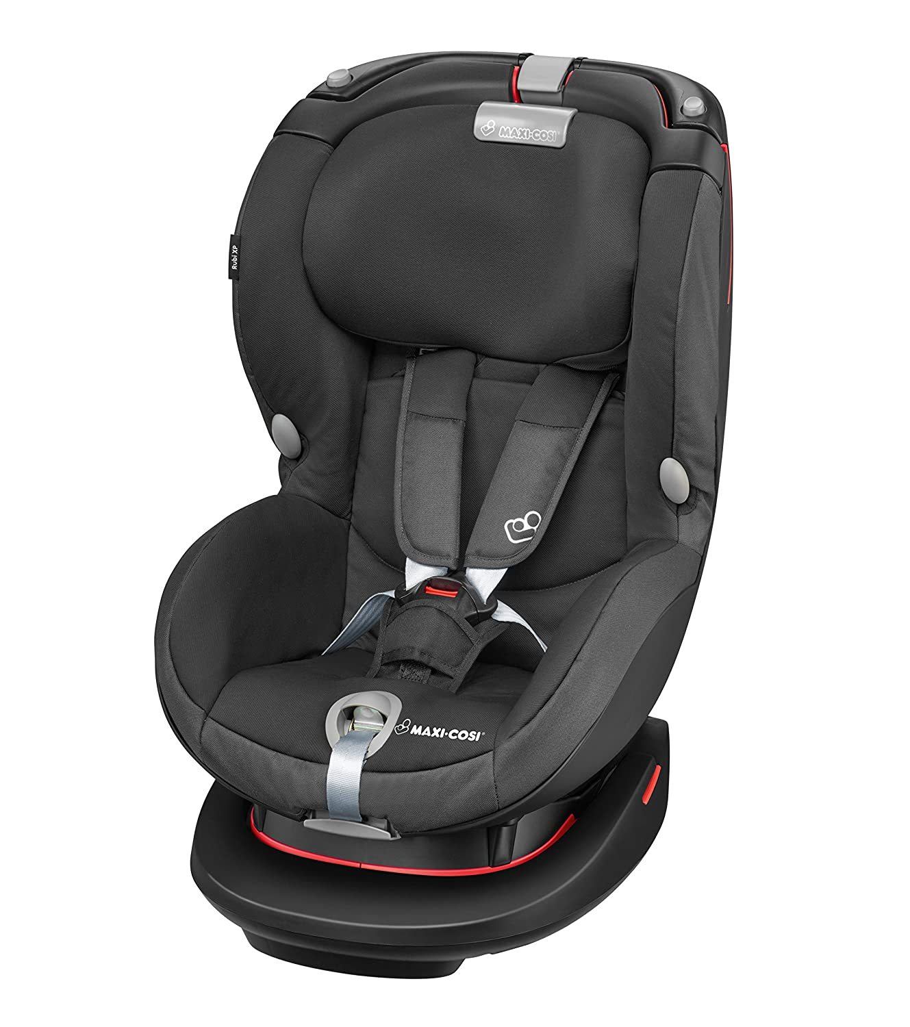 Maxi-Cosi Rubi XP Gruppe 1  Autositz, Night Schwarz Dorel UK Limited 8764392110