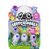 Hatchimals Colleggtibles 4 pack + Bonus Character
