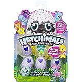 Hatchimals à Collectionner - 6034167 - Pack de 5 Figurines - Modèles Aléatoires