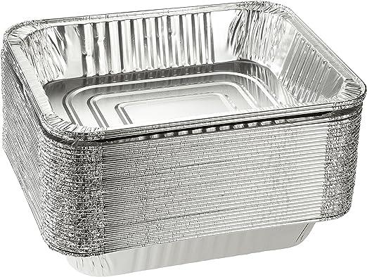 Amazon.com: Sartenes de aluminio de tamaño medio para ...