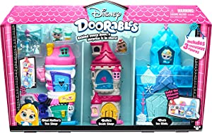 Disney Doorables Mega Stack Playset