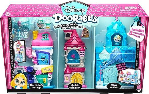 Amazon.es: Disney Doorables 69404 Deluxe Playset, Multicolor: Juguetes y juegos