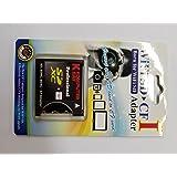 KOMPUTERBAY SLIM CF Adapter SD SDHC SDXC WiFi-SD eyefi to Type I Compact Flash CF Card