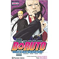 Boruto nº 10: Naruto Next Generations (Manga Shonen)