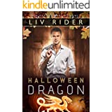 Halloween Dragon: MM Shifter Romance (Lewiston Dragons Book 2)