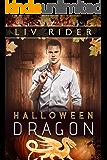 Halloween Dragon: MM Shifter Romance (Lewiston Dragons Book 2)