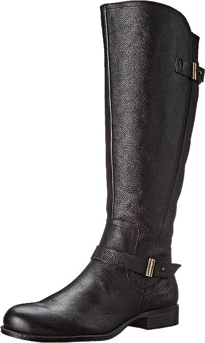 Joan Wide Calf Riding Boot