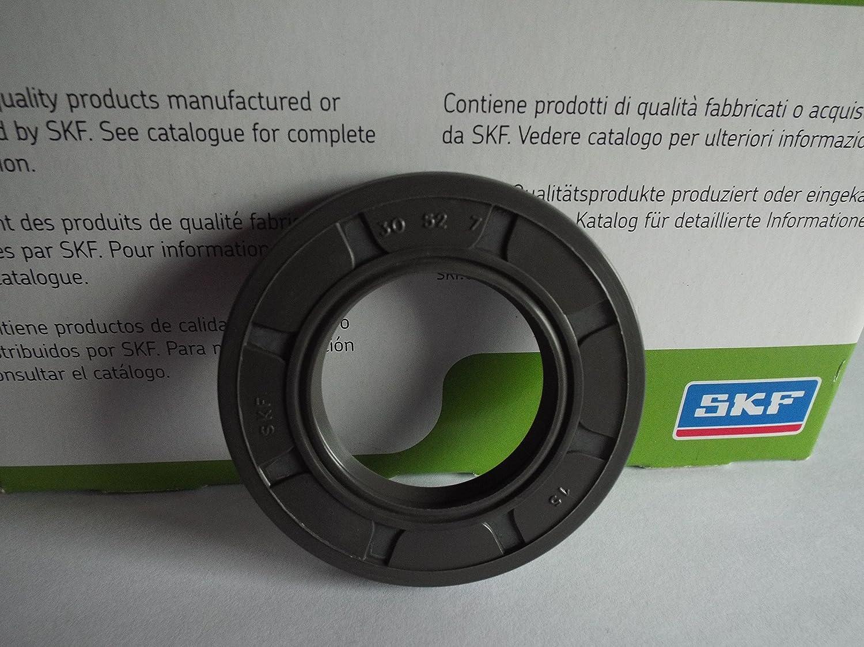 30 x 52 x 7 mm SKF reté n de aceite R23/TC doble labio Lancashire Seals