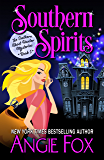 Southern Spirits (Southern Ghost Hunter Mysteries Book 1) (English Edition)