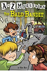 A to Z Mysteries: The Bald Bandit Kindle Edition