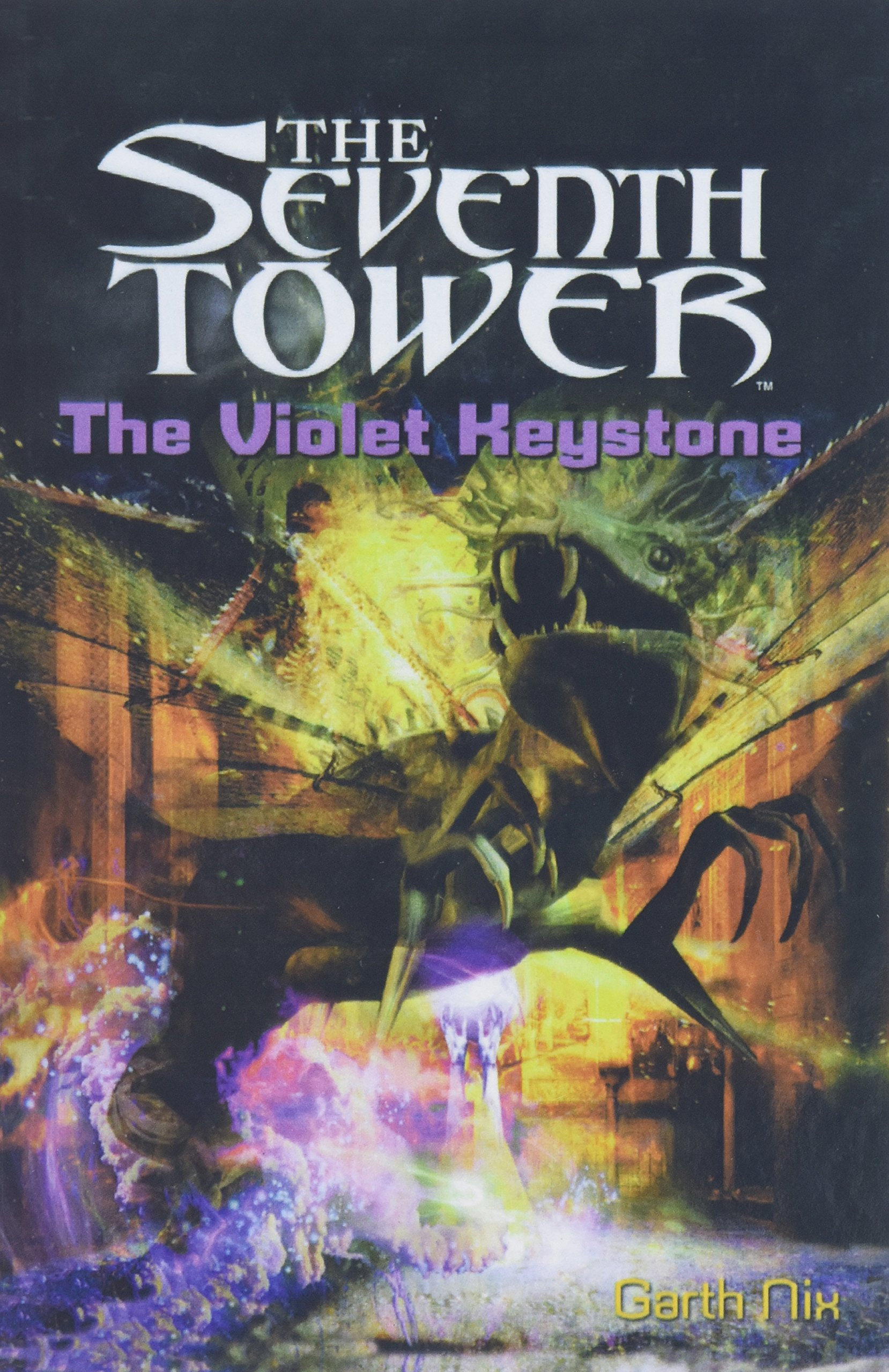 Download The Violet Keystone (Seventh Tower (Pb)) ebook