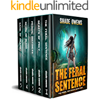 The Feral Sentence (Complete Series - Books 1 - 5)