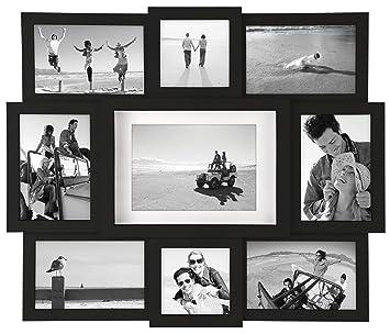 malden international designs array puzzle collage picture frame 9 option 2 4x4
