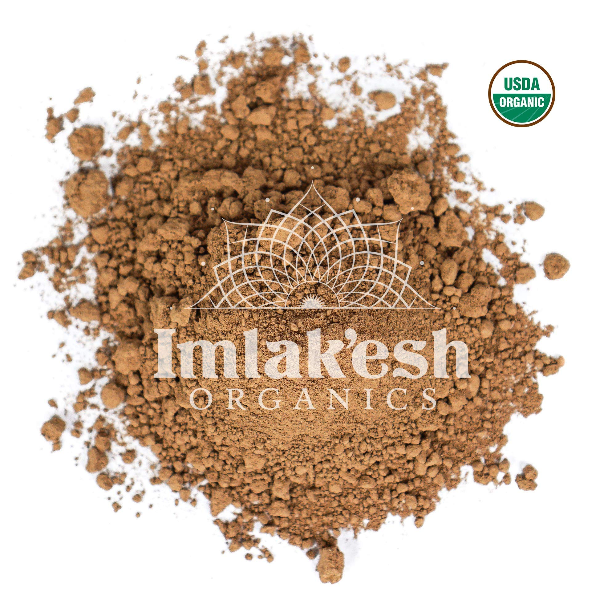 Imlak'esh Organics Cacao Powder, 55-Pound Bulk Bag