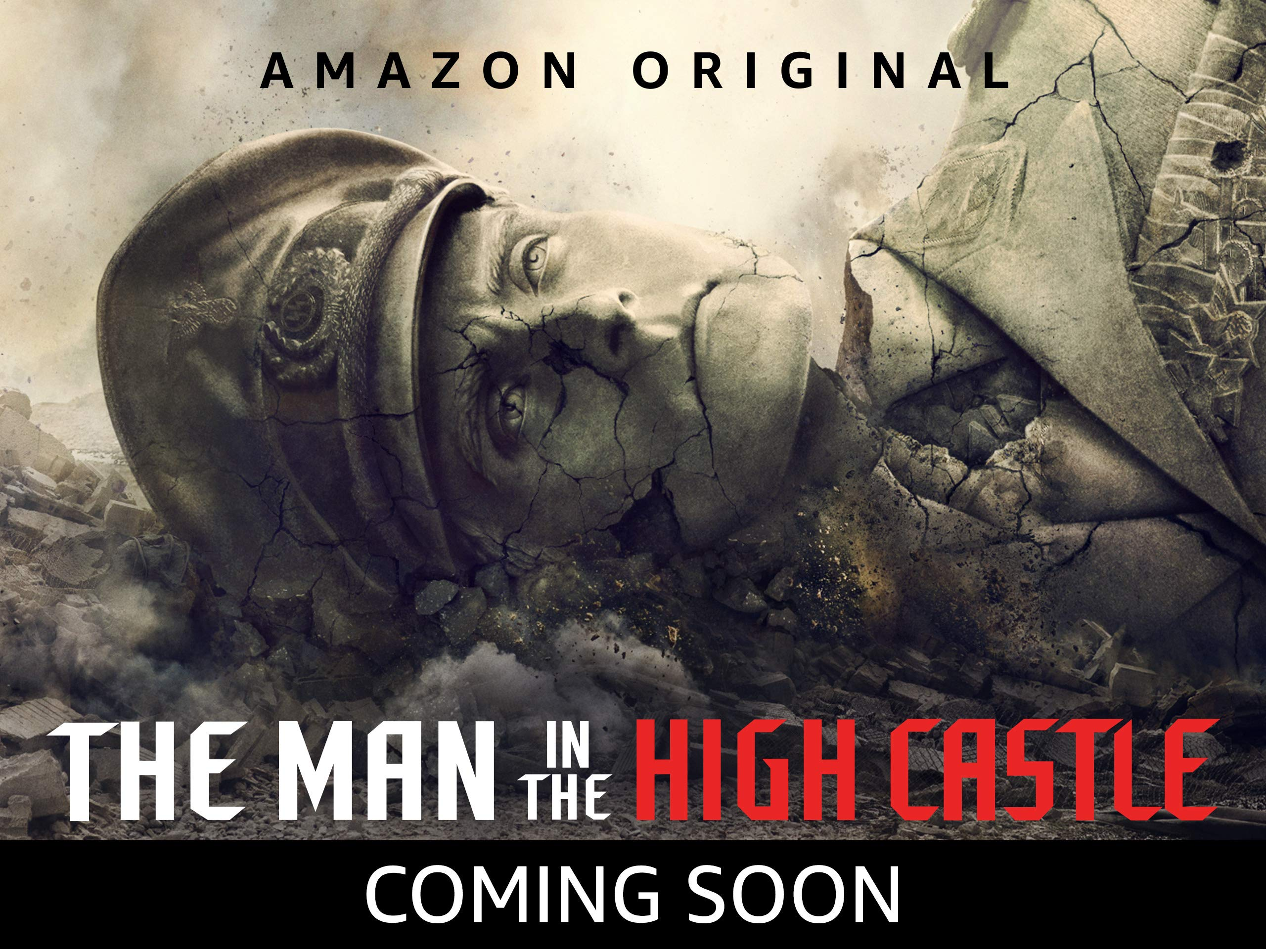 The Man in the High Castle is coming soon to Prime