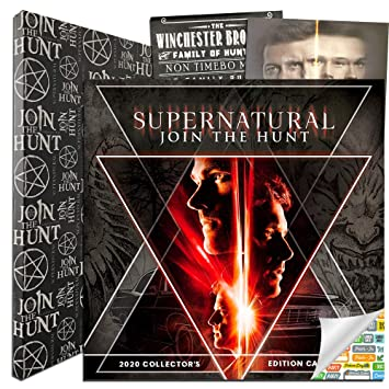Games Coming Out In October 2020.Amazon Com Supernatural Calendar 2020 Set Deluxe 2020