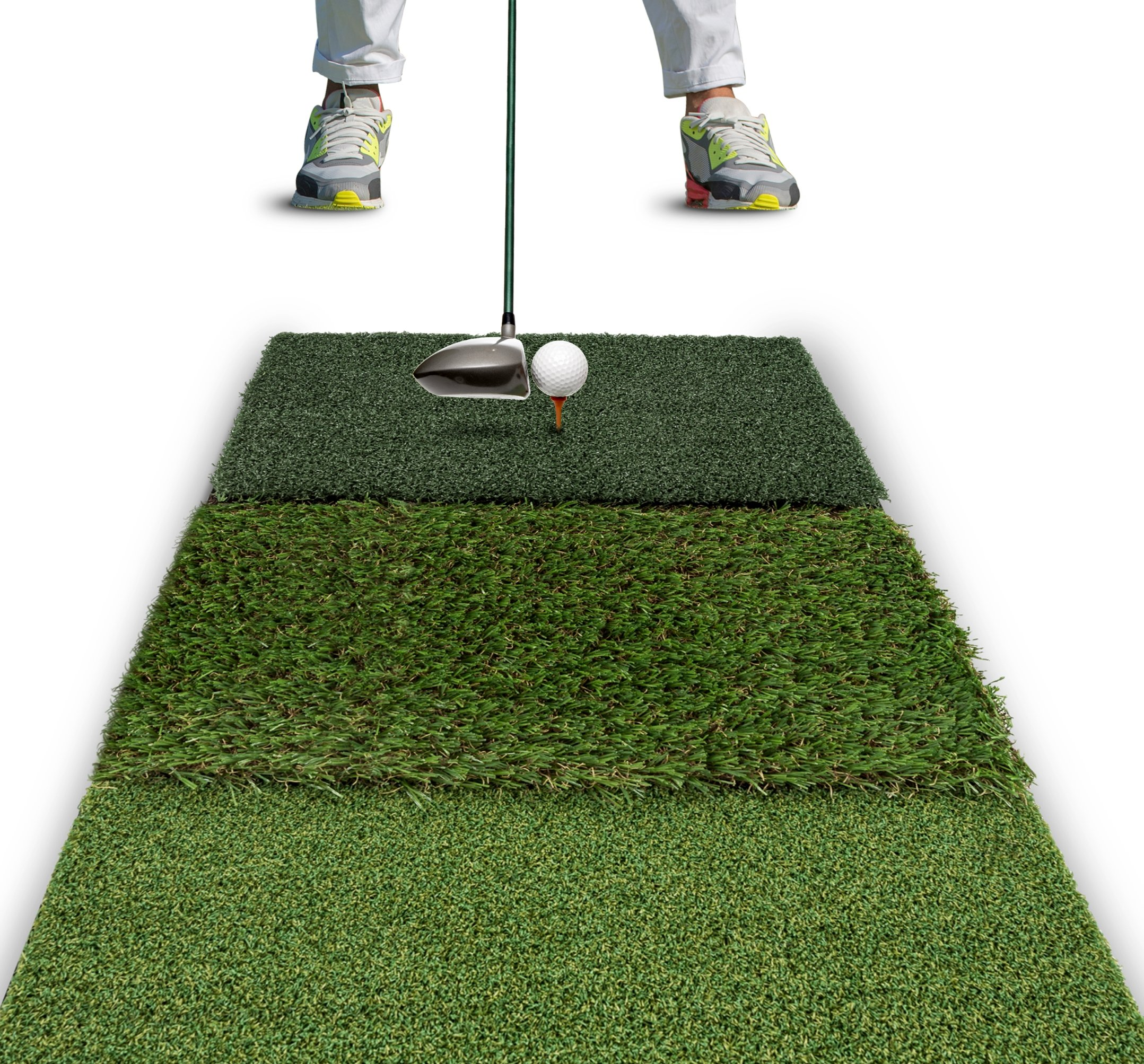 mat tee x range turf product mats golf
