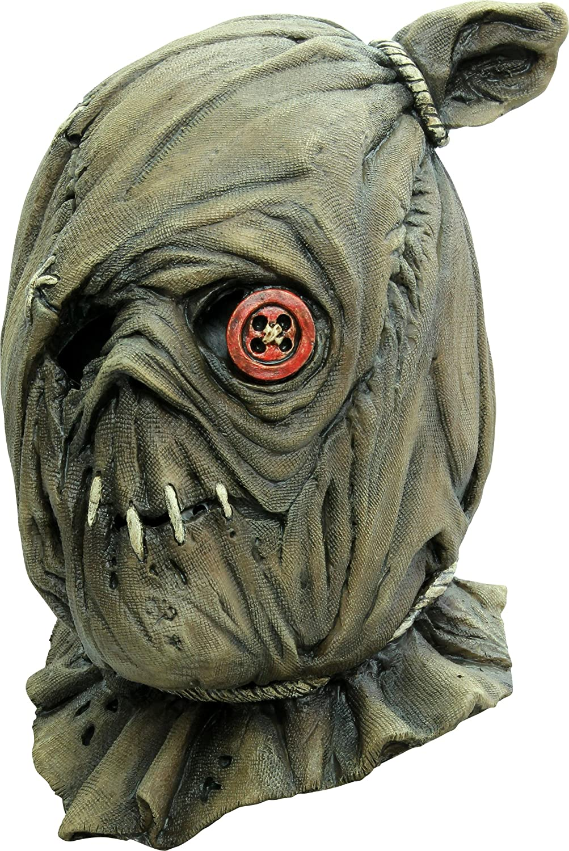 Máscara saco atado adulto Halloween - Única: Amazon.es: Juguetes y ...