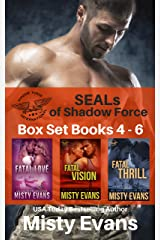 SEALs of Shadow Force Series Box Set 4 - 6 (SEALs of Shadow Force Romantic Suspense Series) Kindle Edition