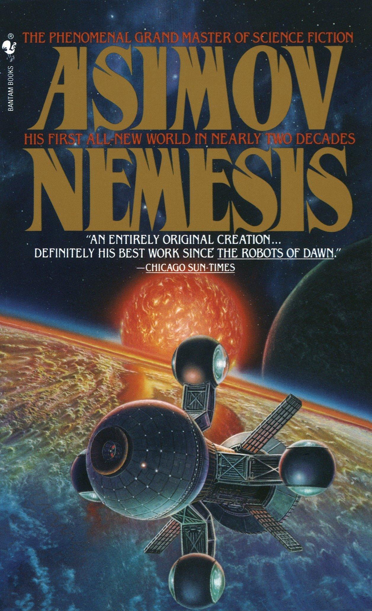 Nemesis [Idioma Inglés]: Amazon.es: Asimov, Isaac: Libros en idiomas extranjeros