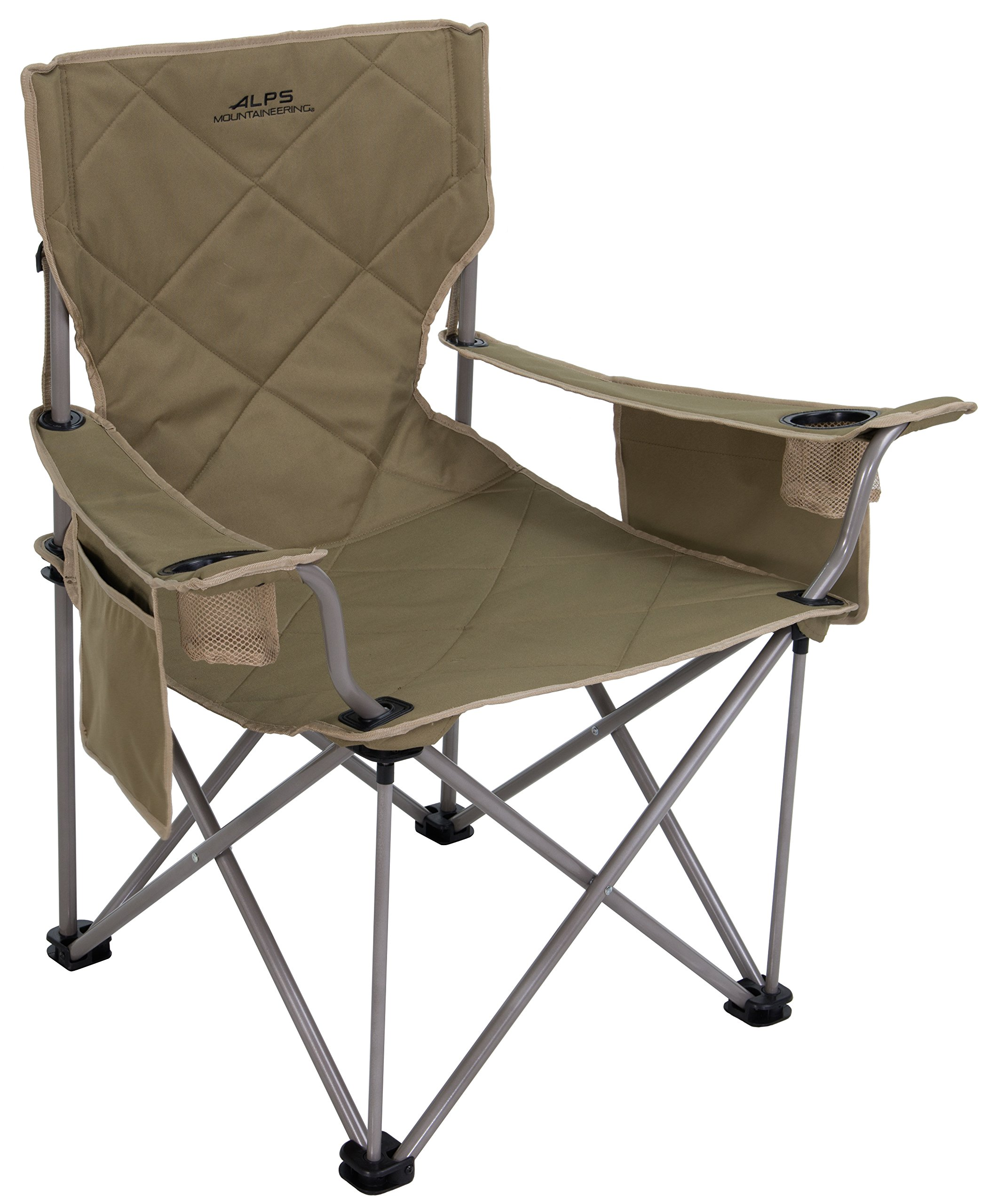 ALPS Mountaineering King Kong Chair, Khaki by ALPS Mountaineering