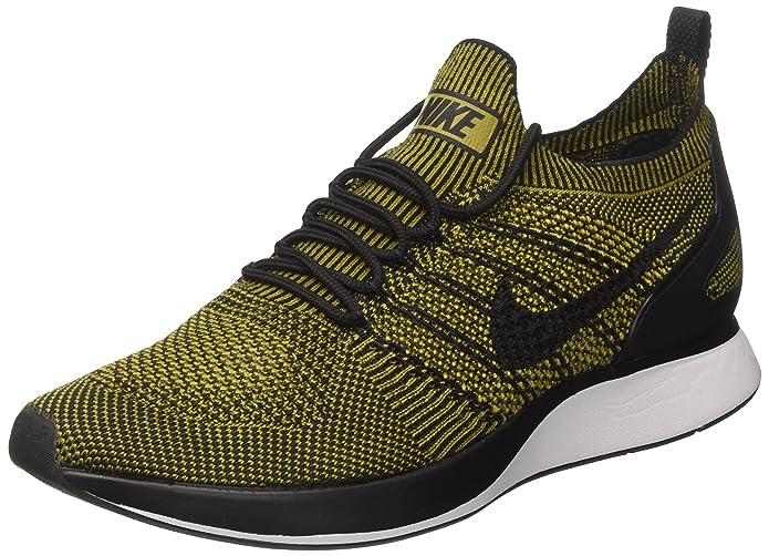 92b28c2ae9dd1 Nike Men s Air Zoom Mariah Flyknit Racer Gymnastics Shoes  Amazon.co.uk   Shoes   Bags