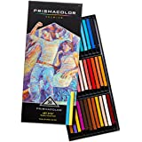 Prismacolor Premier Art Stix Woodless Colored Pencils, 36-Count