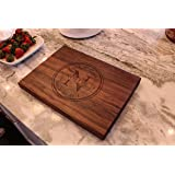 Personalized cutting board - Memorabilia - Wedding Gift - Anniversary - Chopping block - Naked Wood Works