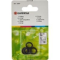 GARDENA O-ring: Veelzijdige afdichtring voor het aansluiten van alle Original GARDENA System-aansluitnippels…