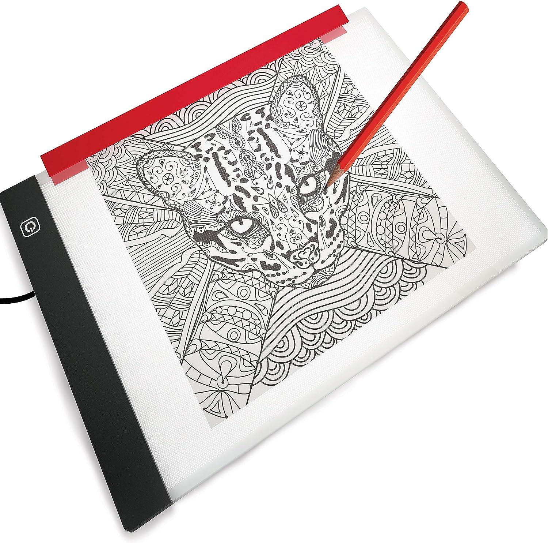Artista Dibujo Dibujo Garabatos Art Craft Paquete De 2 Bosquejo A3 Pad libro