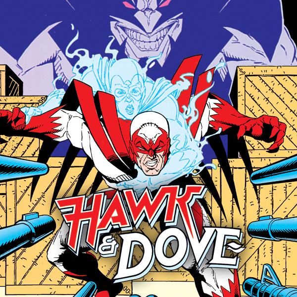 Hawk and Dove (1989-1991) (Issues) (24 Book Series)