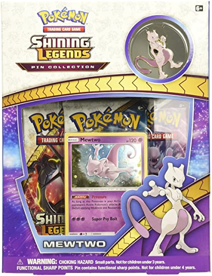 pokmon cards poksm35pinbx sm35 shining legends mewtwo pin box - Where Can I Sell My Pokemon Cards In Person