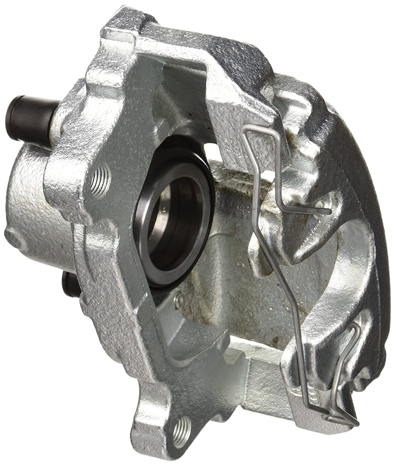Friction Ready Coated Remanufactured ACDelco 18FR2358C Professional Front Driver Side Disc Brake Caliper Assembly without Pads