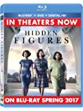 Hidden Figures (BD+DVD+DHD) [Blu-ray]