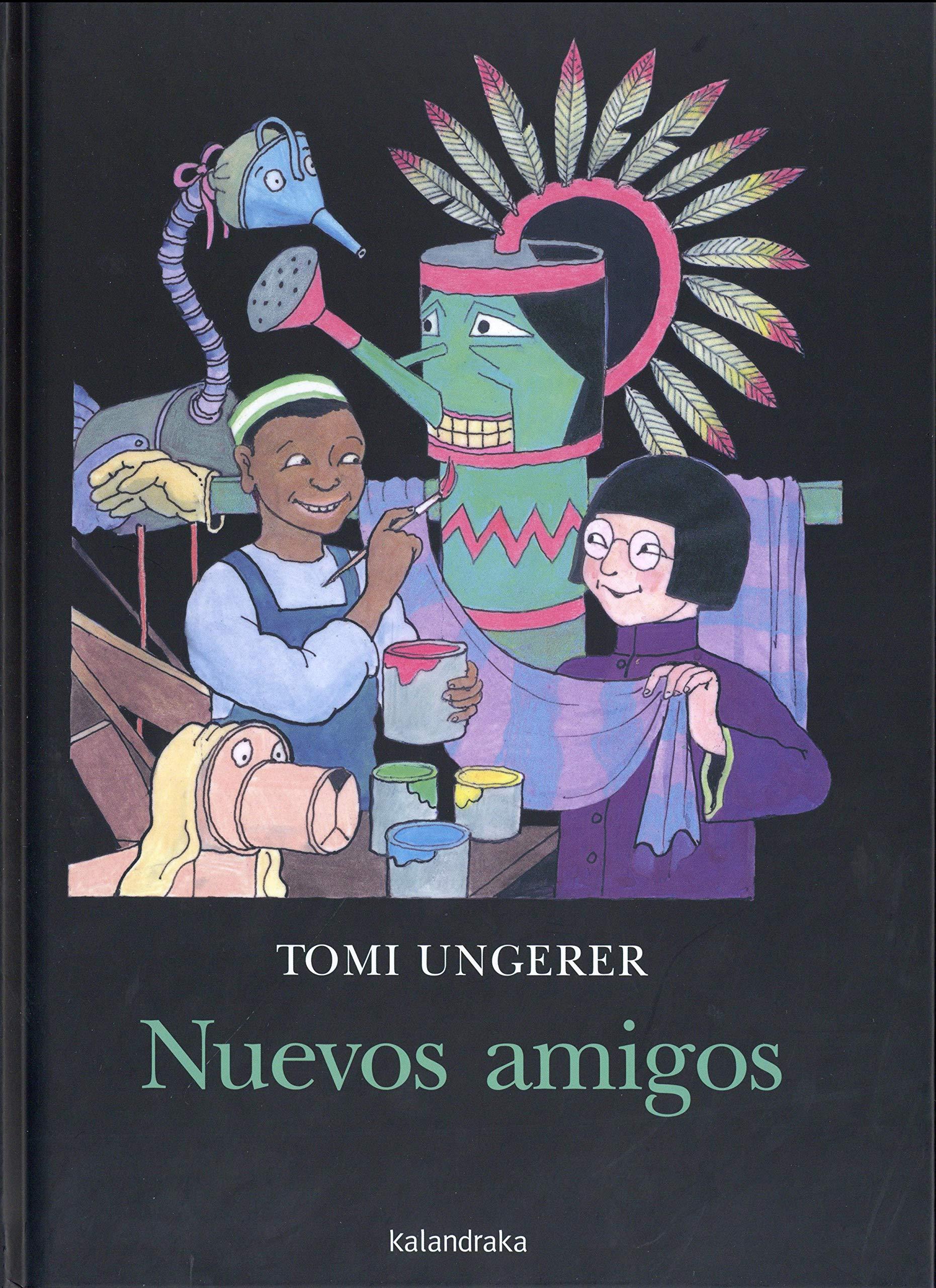 Nuevos amigos (libros para soñar): Amazon.es: Ungerer, Tomi ...