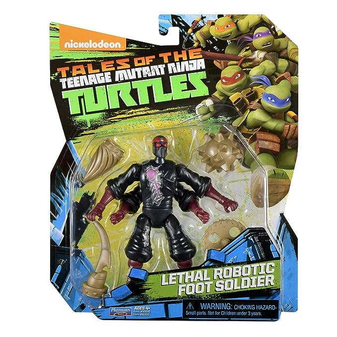 Amazon.com: Teenage Mutant Ninja Turtles Letal Robotic Foot ...