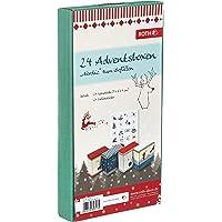 24 Adventsboxen Nordic: 24 Boxen