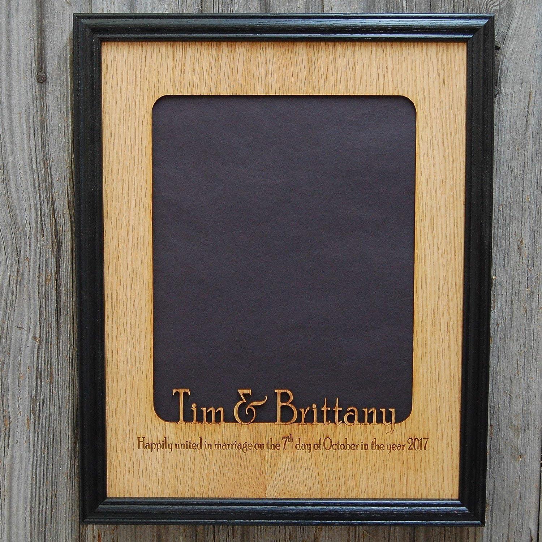 Personalized wood NAME FRAME//ANY NAME-w//o frame-8x10