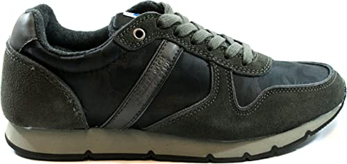 Greenwich Polo Club Sneaker Hombre Running Sport Suede Dark Grey ...