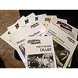 Miquon Math All Six Student Workbooks and All Three Teacher's Guides